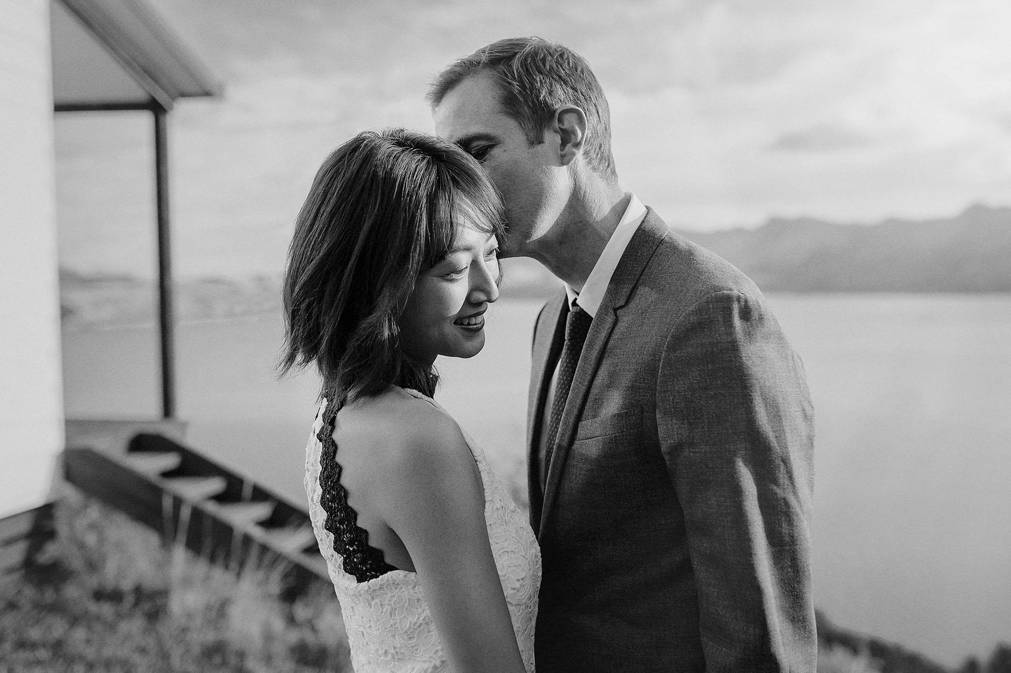 Cass bay wedding photography