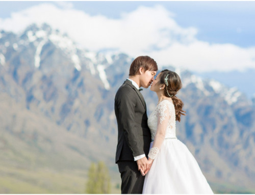 Sammy & Kenneth's Queenstown Wedding Photos – Part 2