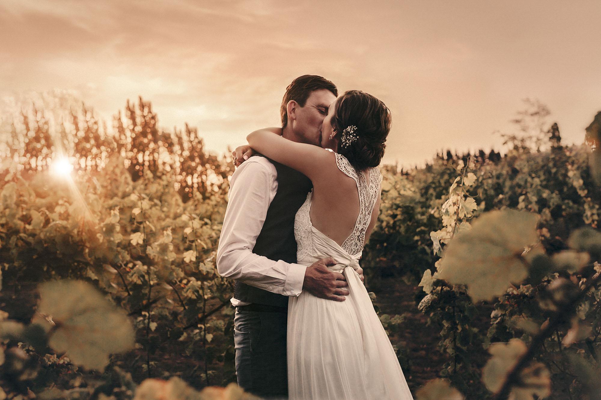 Darjon vineyard wedding photographer