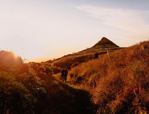 Kendra + Travis | Gibraltar Rock