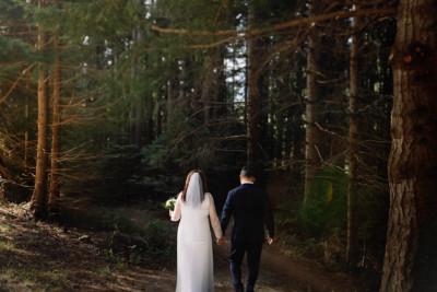 Hanmer springs forest wedding