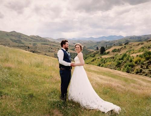 Richard + Anne | Leader Valley Wedding