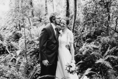 Peel forest wedding photography