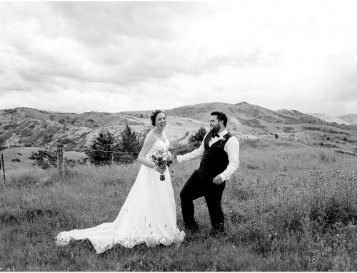 Leader Valley Wedding, Rosa Cottage |  Anne + Richard